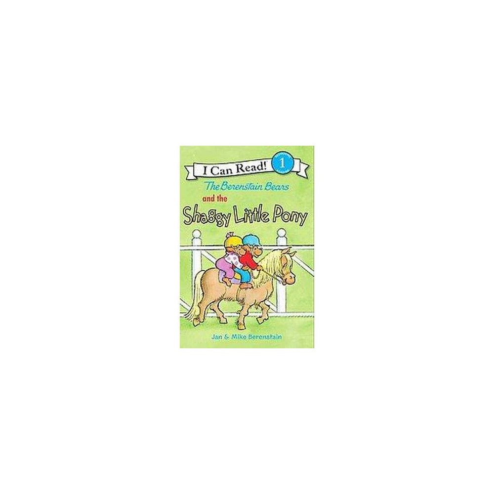 The Berenstain Bears and the Shaggy Little P ( I Can Read!, Level 1: The Berenstain Bears) (Paperback) by Jan Berenstain