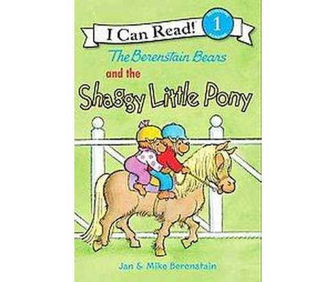 The Berenstain Bears and the Shaggy Little P ( I Can Read!, Level 1: The Berenstain Bears) (Paperback) by Jan Berenstain - image 1 of 1