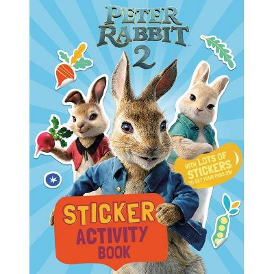 Peter Rabbit 2 Sticker Activity Book - by  Frederick Warne (Paperback)