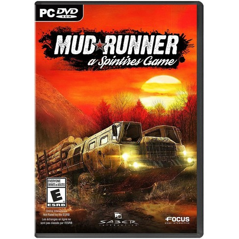 Spintires: Mud Runner - PC Game - image 1 of 1