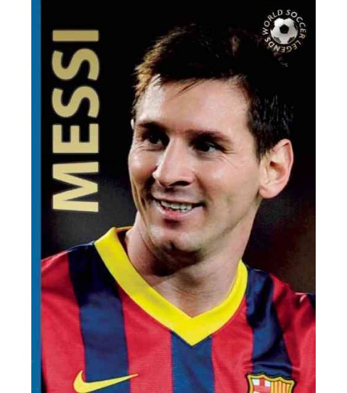 Messi (Hardcover) (Illugi Jokulsson) - image 1 of 1
