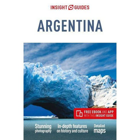 Insight Guides Argentina (Travel Guide with Free Ebook) -  7(Paperback) - image 1 of 1