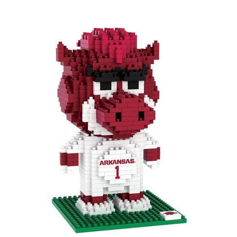 NCAA Arkansas Razorbacks 3D BRXLZ Mascot Puzzle 1000pc - image 1 of 1