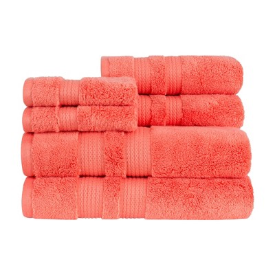 6pc Bel Aire Towel Set - Caro Home