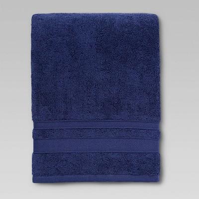 Performance Bath Towel Blue - Threshold™