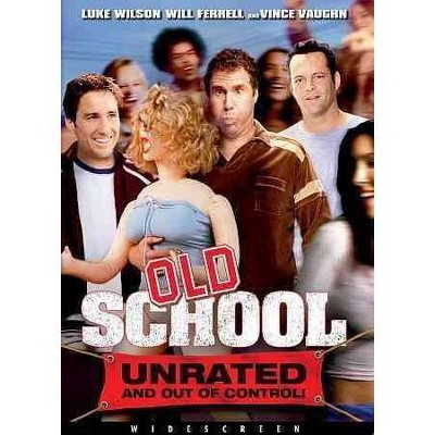 Old School (2017 Release Unrated)  (DVD)