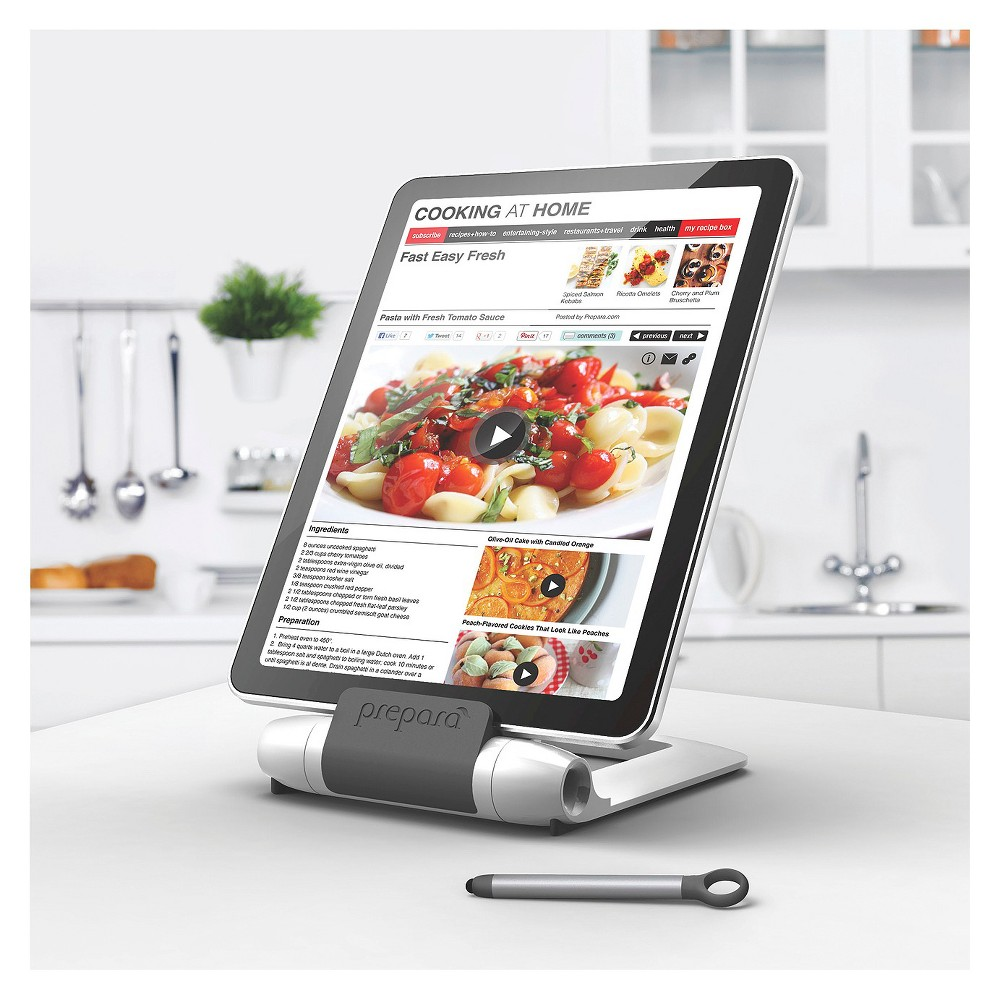 Image of Prepara iPrep Tablet Stand & Stylus