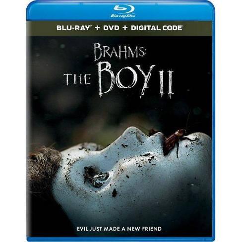Brahms: The Boy 2 (Blu-Ray + DVD + Digital) - image 1 of 1