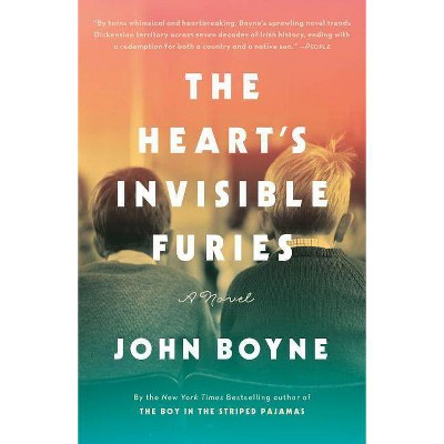The Heart's Invisible Furies - by  John Boyne (Paperback)