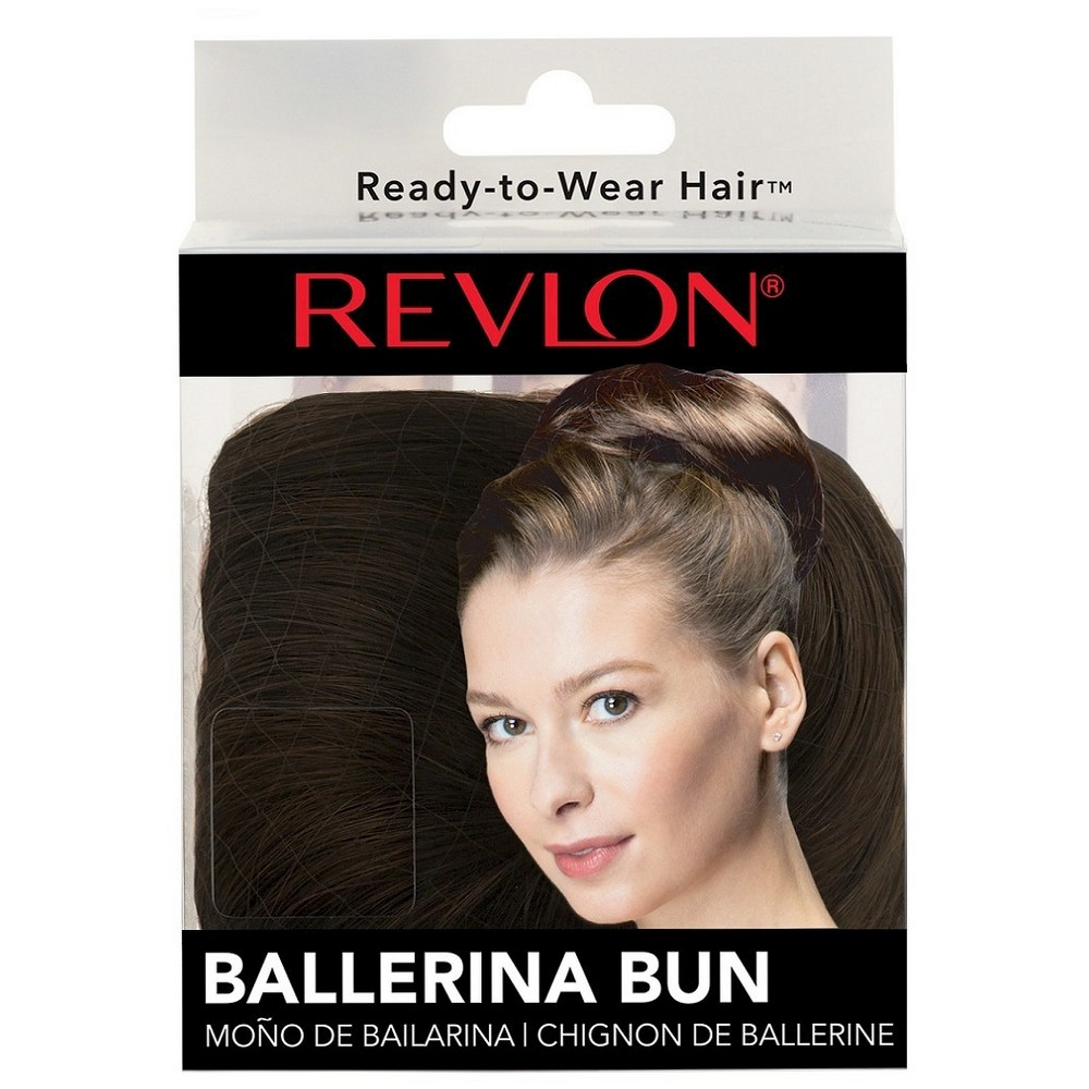 Ballerina Bun - Medium Brown
