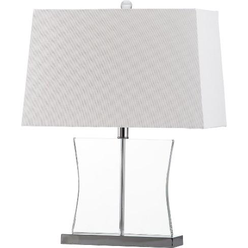 Salcha Table Lamp (Includes Energy Efficient Light Bulb) - Safavieh - image 1 of 3