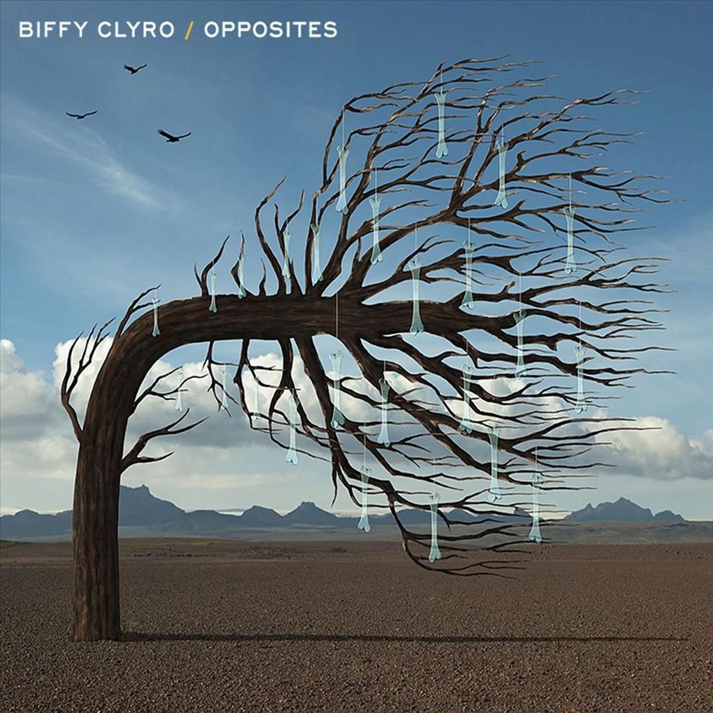 Biffy Clyro - Opposites (CD)