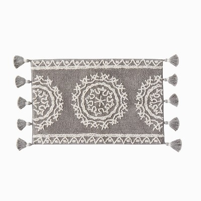 Medallia Rug Medium Gray - SKL Home