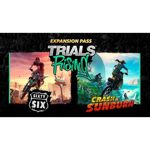 Trials Rising: Expansion Pass - Nintendo Switch (Digital) - image 1 of 1