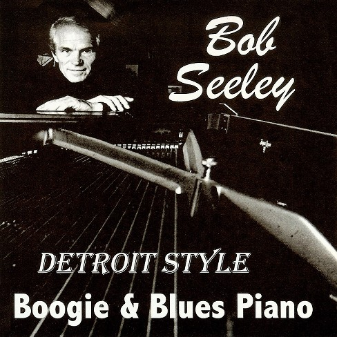 Bob seeley - Detroit style (CD) - image 1 of 1