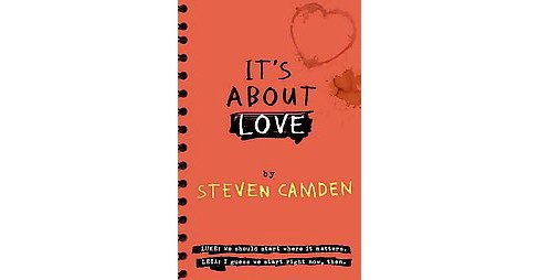 It's About Love (Paperback) (Steven Camden) - image 1 of 1