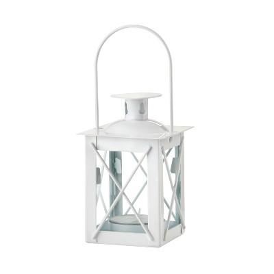 6ct Luminous Mini Lantern White