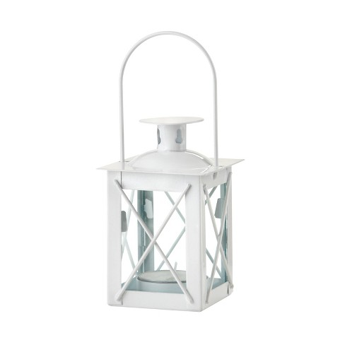 6ct Luminous Mini Lantern White - image 1 of 4
