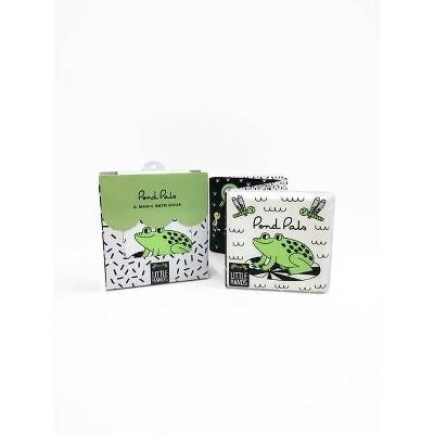 Pond Pals - (Little Hands Bath Books) (Novelty Book)
