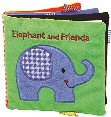 Elephant and Friends (Rag Book)