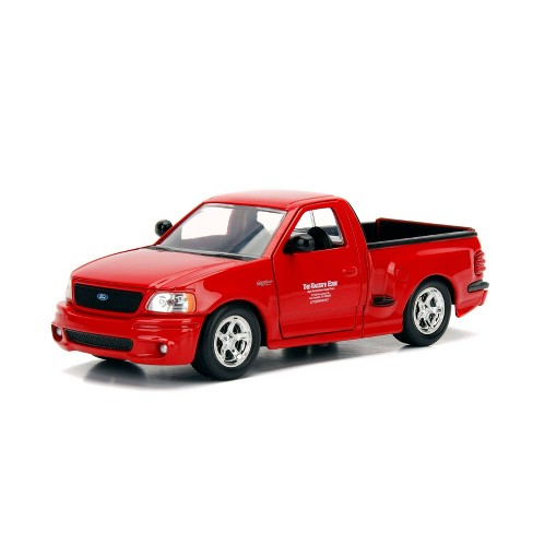 Jada Toys Fast & Furious 1999 Ford F-150 SVT Lightning Die-Cast Vehicle 1:24 Scale Glossy Red - image 1 of 4