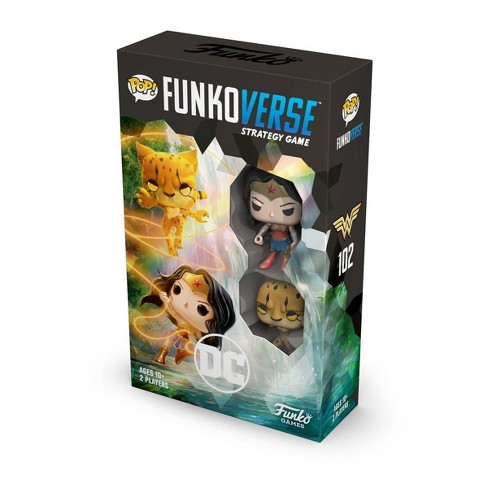 DC Comic 102 Expandalone Funko POP Funkoverse Strategy Board Game - image 1 of 3