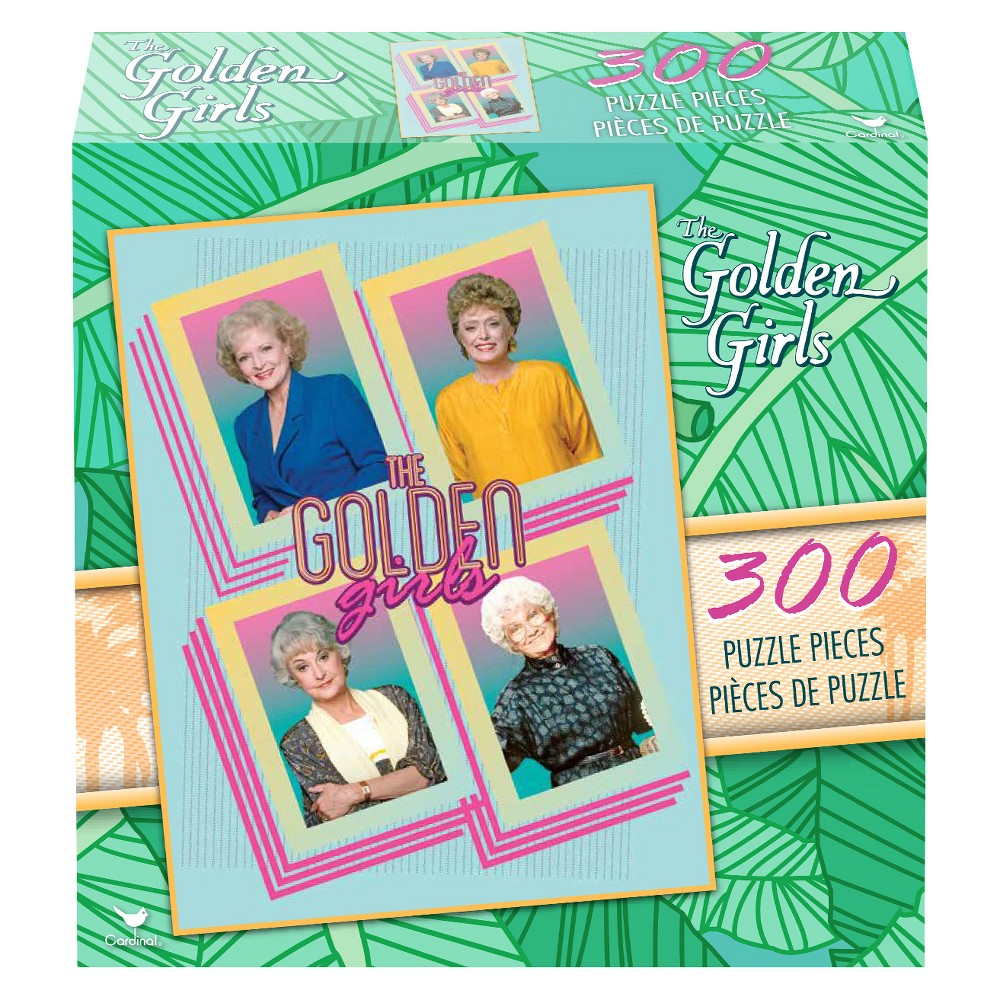 The Golden Girls 300pc Puzzle Picture This