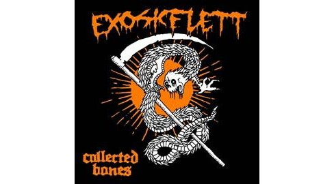 Exoskelett - Collected Bones (CD) - image 1 of 1