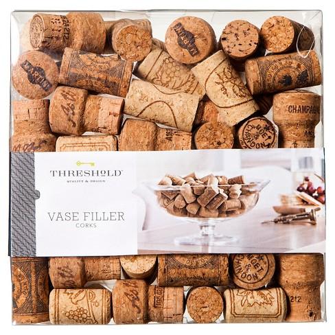 Vase Filler Cork Stopper Natural Threshold Target