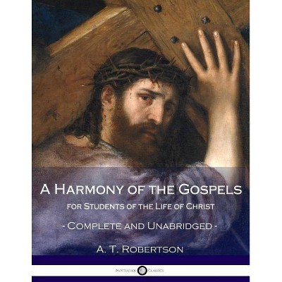 Gospel Harmony: The story of the Life of Jesus
