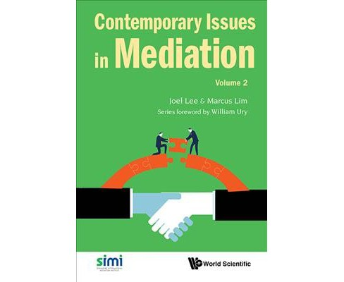 Contemporary Issues in Mediation -   Book 2 (Hardcover) - image 1 of 1