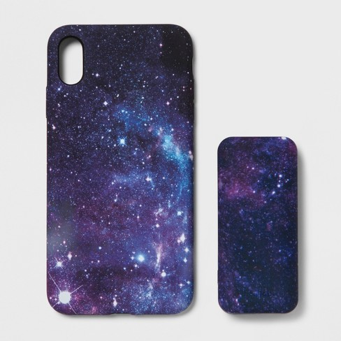 iphone xs space case