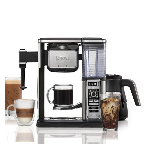 3aa53a86b8c Ninja Coffee Bar Glass Carafe Coffee System - CF091   Target