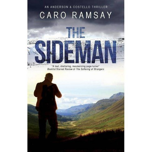 The Sideman - (Anderson & Costello Thriller) by  Caro Ramsay (Hardcover) - image 1 of 1