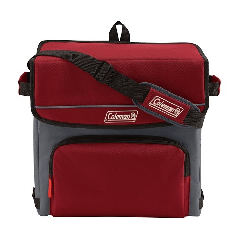 Coleman Collapsible Soft Sided 72qt Cooler Bag - Red - image 1 of 4