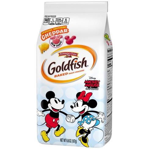 Goldfish Mickey&Minnie - 6.6oz - image 1 of 4
