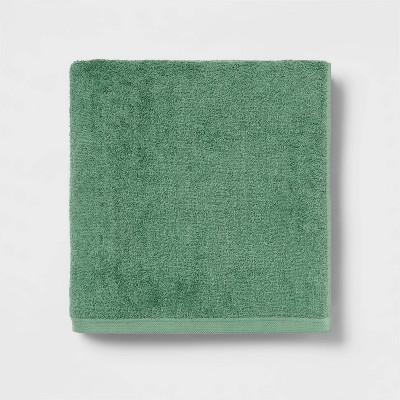 XL Everyday Bath Towel Light Green - Room Essentials™