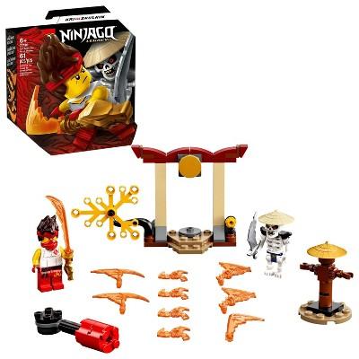 LEGO NINJAGO Epic Battle Set – Kai vs. Skulkin Building Kit 71730