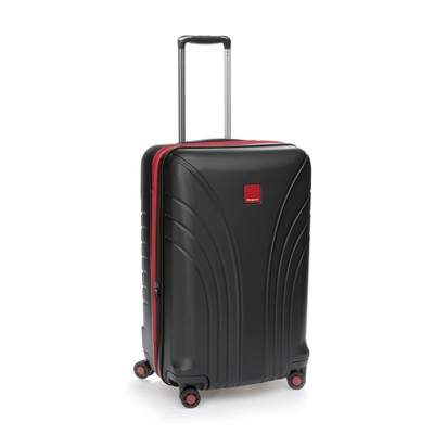 "Hedgren Flight 24"" 4-Wheel Medium Luggage"