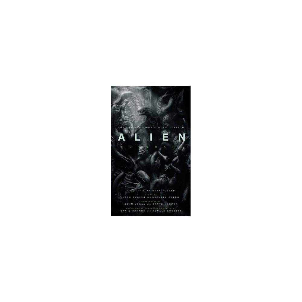 Alien Covenant (Paperback) (Alan Dean Foster)