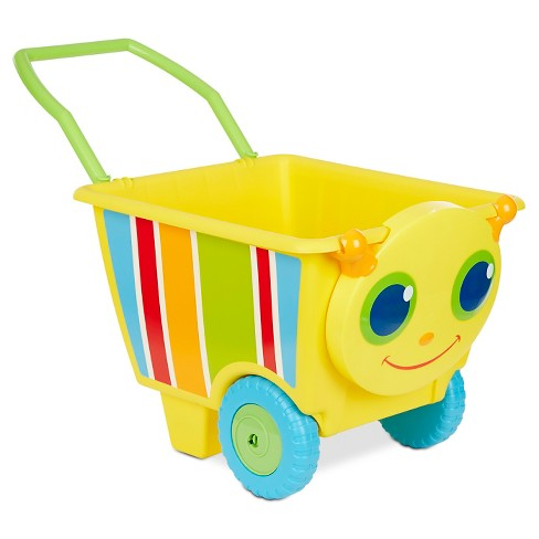 Melissa & Doug Giddy Buggy Cart - Pretend Play Toy for Kids - image 1 of 1