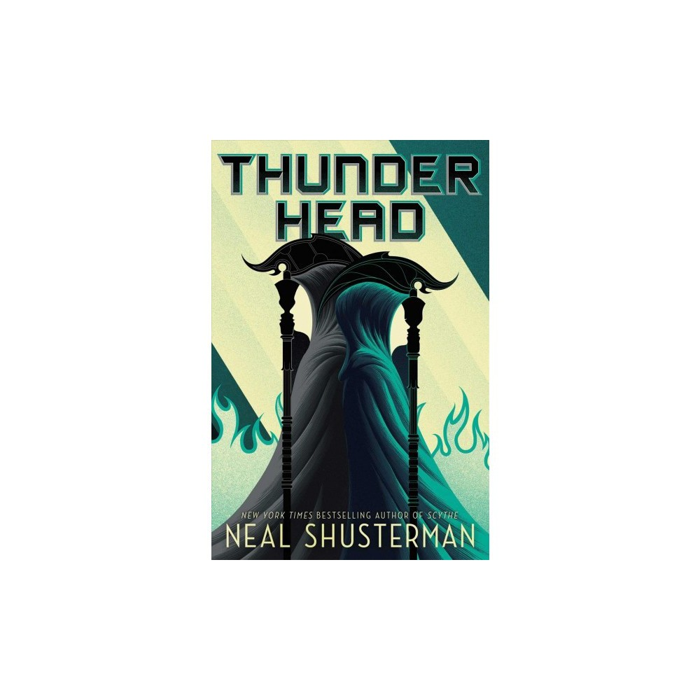 Thunderhead - Reprint (Arc of a Scythe) by Neal Shusterman (Paperback)