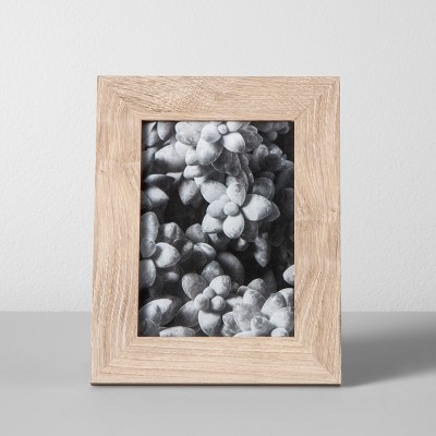 Wide Grain Frame Wood 5 x7  - Made By Design™