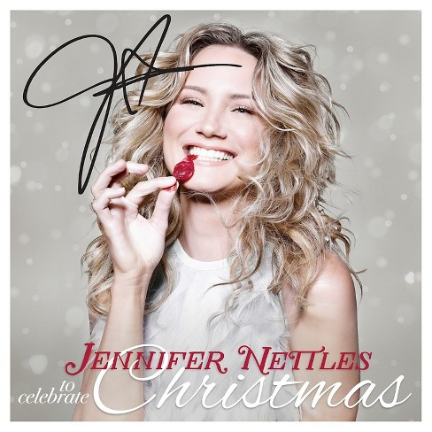Jennifer Nettles - To Celebrate Christmas (Autographed Booklet) - image 1 of 1