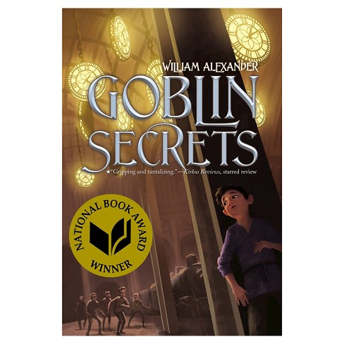 Goblin Secrets 08/12/2016 Juvenile Fiction - image 1 of 1