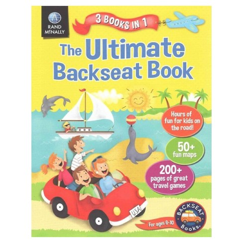 The Ultimate Back Seat Book 06/15/2016 - image 1 of 1