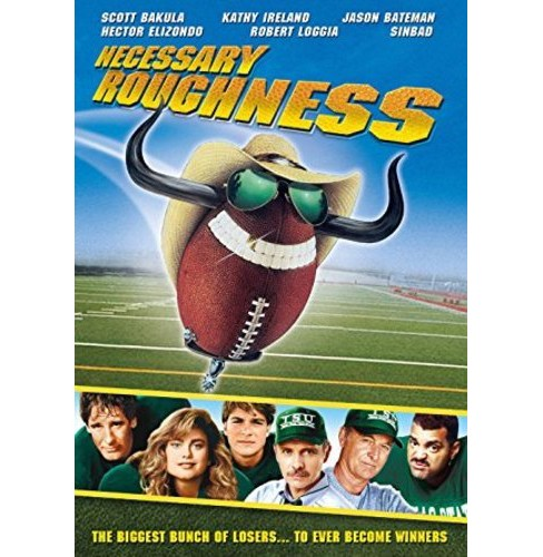 Necessary Roughness (DVD) - image 1 of 1