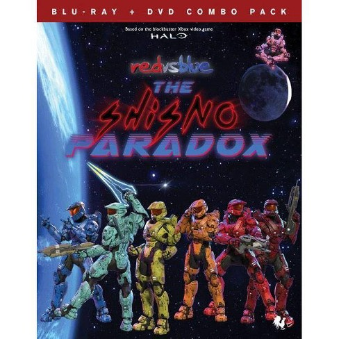Red vs. Blue: The Shisno Paradox (Blu-ray) - image 1 of 1