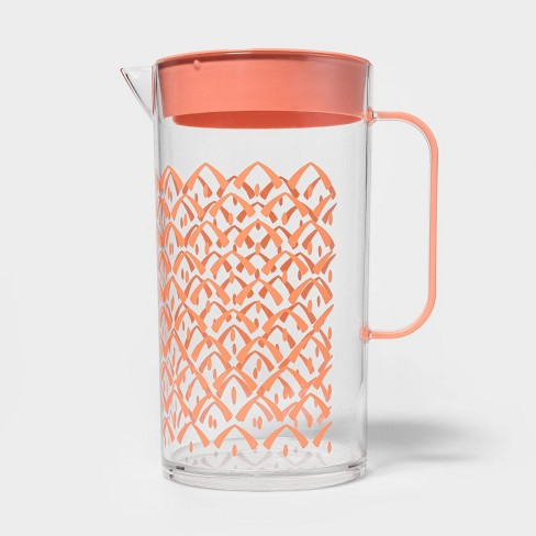 82oz Plastic Drink Pitcher - Sun Squad™ - image 1 of 2