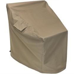 Polyester Deep Seat Patio Chair Cover - Sunnydaze Decor